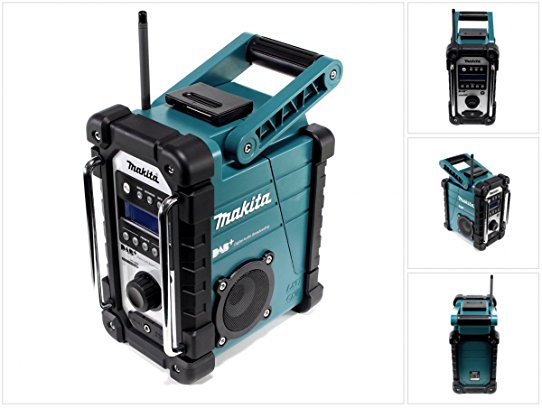 Radio de chantier Makita DMR110