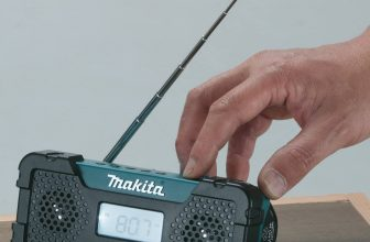 Radio de chantier MAKITA MR052 test et avis
